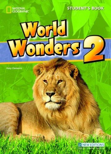 World Wonders 2 | Classroom Audio CD