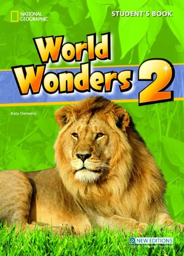 World Wonders 2   Student Book with Audio CD (1)