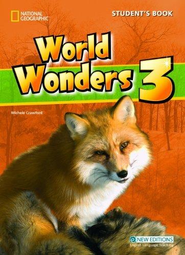 World Wonders 3 | Test Book