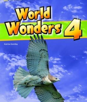 World Wonders 4 | Classroom Audio CD