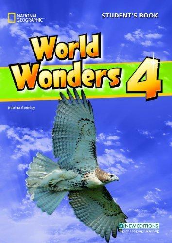 World Wonders 4 | Workbook with Audio CD (9781111217754)