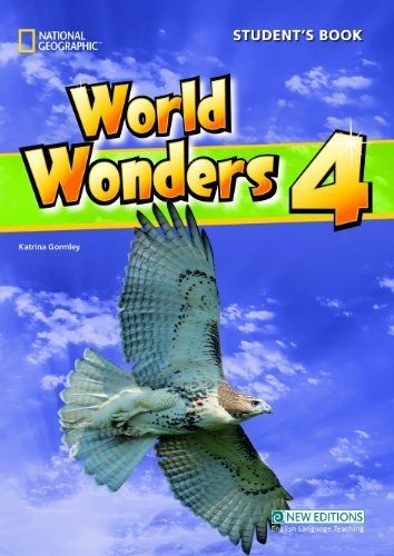 World Wonders 4 | Teacher's Book
