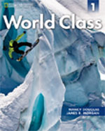 World Class Level 1 | Combo Split 1B Student Book with CD-ROM