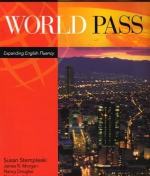 World Pass Upper-intermediate | Combo Split A
