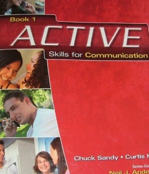 ACTIVE Skills for Communication 1 | Student Book with Audio CD