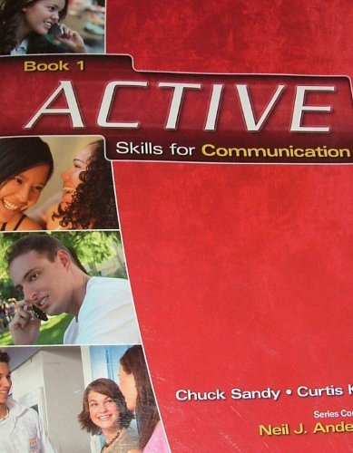 ACTIVE Skills for Communication 1   Student Book with Audio CD