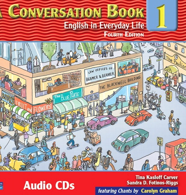 A Conversation Book 1 | Audio CDs