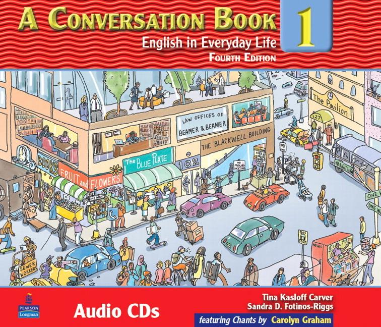 A Conversation Book 1 | Audio CDs