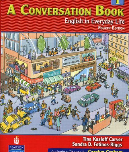 A Conversation Book 1 | Student Book