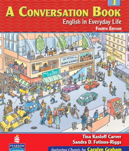 A Conversation Book 1 | Student Book with Audio CD