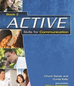 ACTIVE Skills for Communication 2 | Student Book with Audio CD