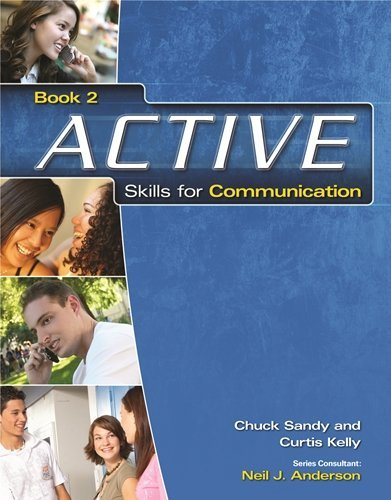 ACTIVE Skills for Communication 2   Student Book with Audio CD