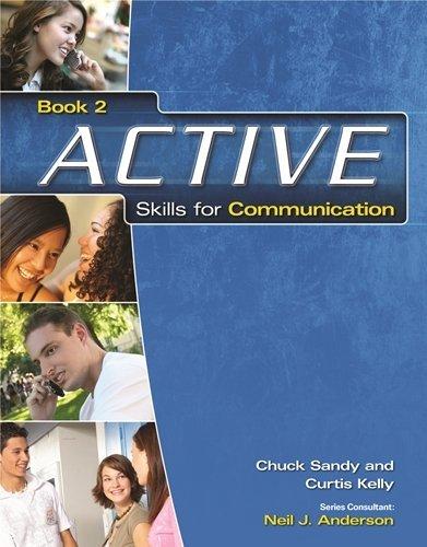 ACTIVE Skills for Communication 2   Teacher's Guide