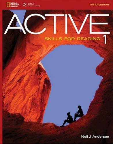 ACTIVE Skills for Reading Book 1 | Student Book (176 pp) Text Only