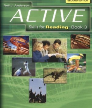 ACTIVE Skills for Reading Book 3 | Student Book (216 pp) Text Only