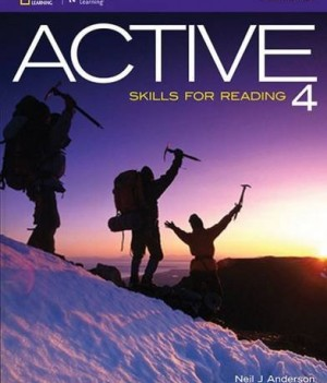 ACTIVE Skills for Reading Book 4 | Student Book (240 pp) Text Only