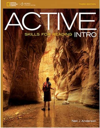 ACTIVE Skills for Reading Intro | Student Book (176 pp) Text Only