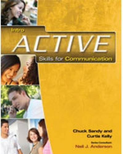 ACTIVE Skills for Communication Intro | Student Book with Audio CD