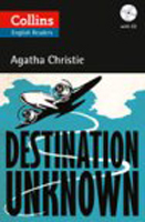 Destination Unknown | Book with MP3 CD