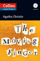 The Moving Finger | Book with CD