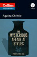 The Mysterious Affair at Styles | Book with CD