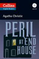 Peril at End House | Book with CD