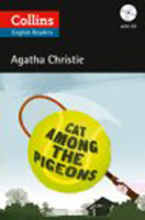 Cat Among the Pigeons | Book with MP3 CD