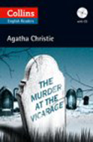 The Murder at the Vicarage | Book with CD