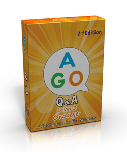 AGO Orange (Level 3) | Card Game
