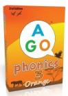 AGO Phonics Orange (Level 3)  | Card Game