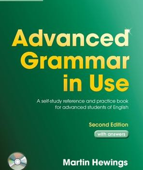 Advanced Grammar in Use  | Book with answers and CD-ROM
