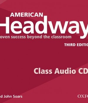 American Headway: Third Edition 1 | Class Audio CDs (3)