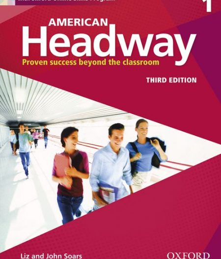 American Headway: Third Edition 1 | Student Book with Oxford Online Skills