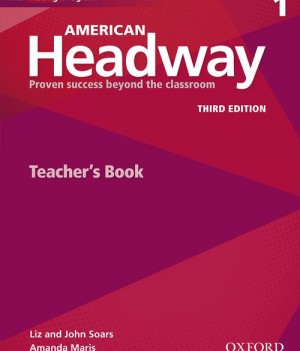 American Headway: Third Edition 1 | Teacher's Book