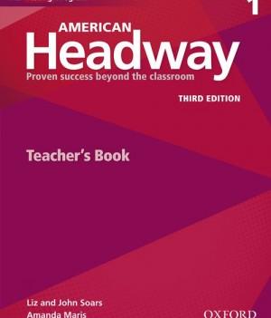 American Headway: Third Edition 1 | Teacher's Book
