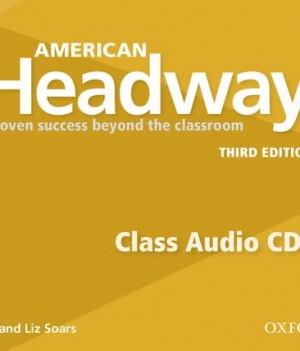 American Headway: Third Edition 2 | Class Audio CDs (3)