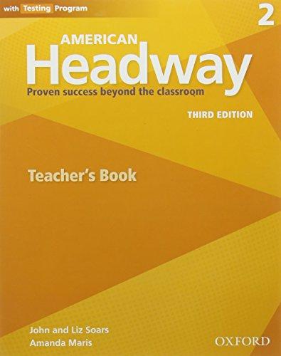 American Headway: Third Edition 2 | Teacher's Book