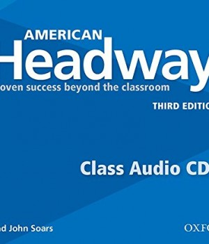 American Headway: Third Edition 3 | Class Audio CDs (3)