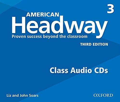 American Headway: Third Edition 3 | Class Audio CDs (3)