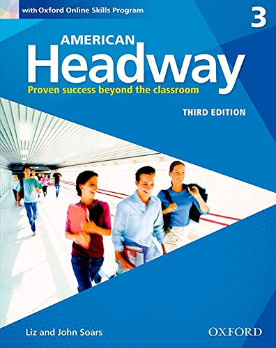 American Headway: Third Edition 3 | Student Book with Oxford Online Skills