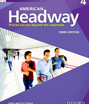 American Headway: Third Edition 4 | Student Book with Oxford Online Skills