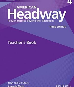 American Headway: Third Edition 4 | Teacher's Book