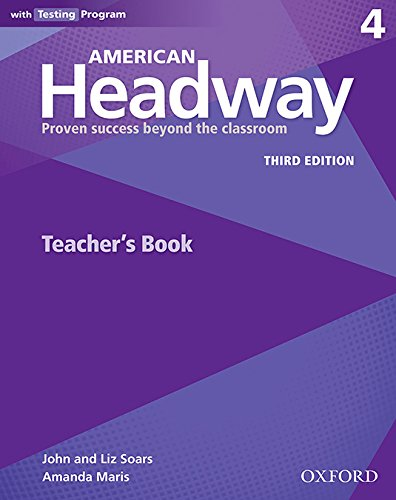 American Headway: Third Edition 4 | Teacher's Book