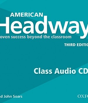 American Headway: Third Edition 5 | Class Audio CDs (3)