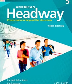 American Headway: Third Edition 5 | Student Book with Oxford Online Skills