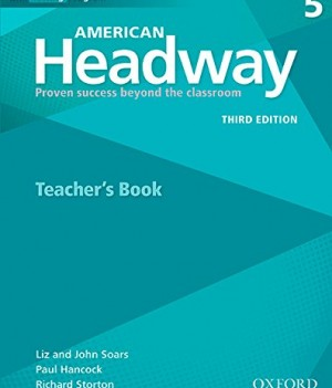 American Headway: Third Edition 5 | Teacher's Book