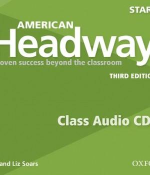 American Headway: Third Edition Starter | Class Audio CDs (3)