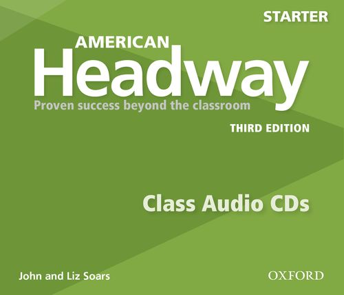 American Headway: Third Edition Starter | Class Audio CDs (3)