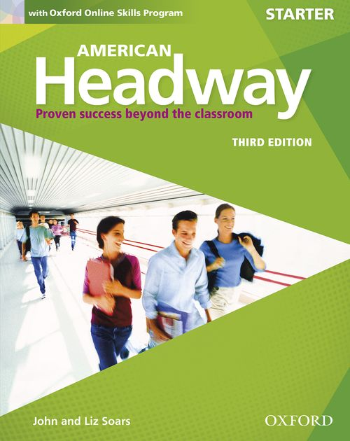 American Headway: Third Edition Starter | Student Book with Oxford Online Skills