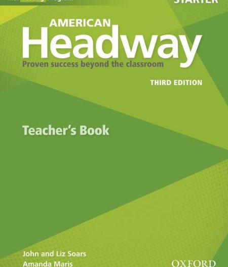 American Headway: Third Edition Starter | Teacher's Book